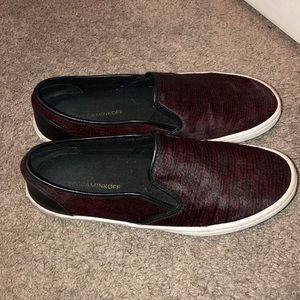 Rebecca Minkoff slide sneakers